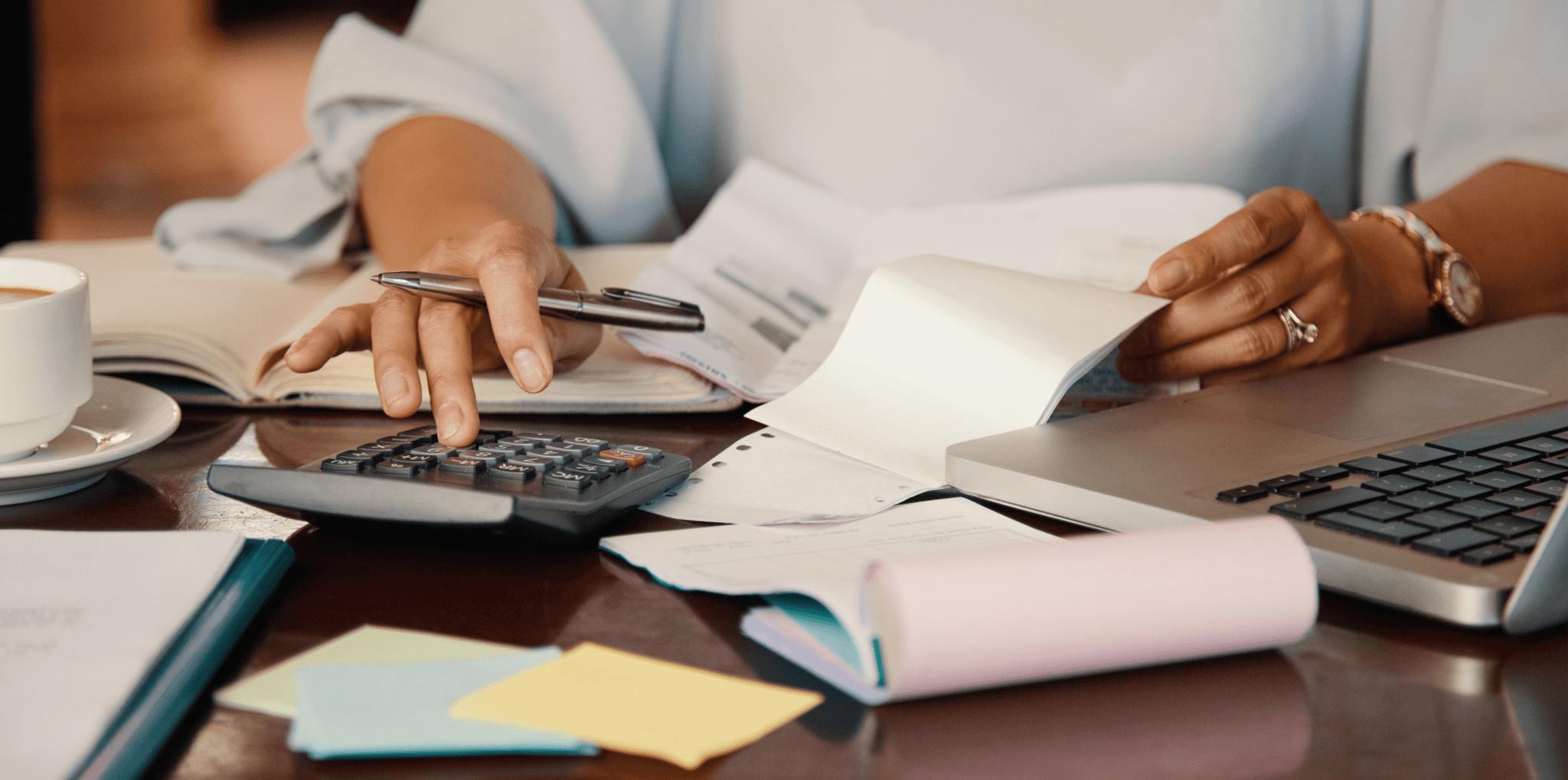 Rechnungsbearbeitung analog
